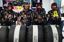 Formel 1 - Heizdecken-Verbot: Pirelli stellt Reifenwärmer