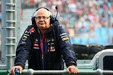 Formel 1 - Marshall: Newey gibt uns Ratschläge