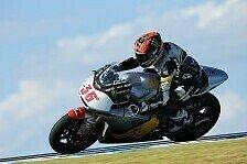 Moto2 - Kallio gibt die erste Bestzeit des Jahres vor