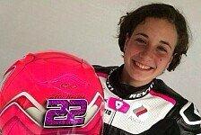 Ana Carrasco holt als erste Frau Gesamtsieg einer Motorrad-WM