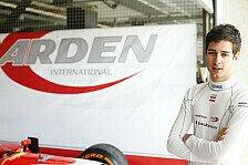 GP2 - Rene Binder: Haben gute Fortschritte gemacht