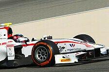 GP2 - Simon Trummer: So geht es 2015 weiter