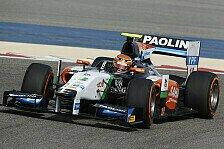 GP2 - Fahrerwechsel vor Silverstone