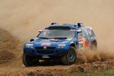 Dakar - VW mit neuem TDI-Vierventil-Motor zur Rallye Dakar 2007