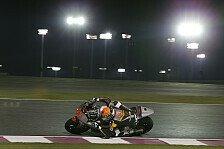 Moto2 - Rabat legt zum Aufwärmen in Katar vor