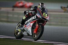 Moto2 - Cortese übernimmt die Trainings-Spitze in Katar
