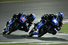 Moto3 - Guareschi: Rossi ist immer neugierig