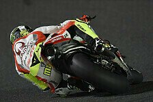 MotoGP - Iannone toppt das Warm-Up in Katar