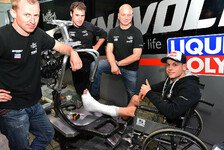 Moto2 - Sprungbeinbruch bei Cortese