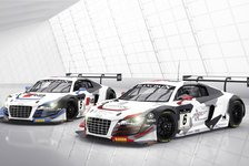 Blancpain GT Serien - Phoenix mit Audi in Sprintserie