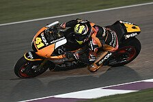 MotoGP - Forward dominiert Open-Klasse in Katar