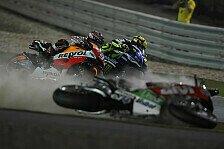 MotoGP - Bilder: Katar GP - Bradl - P1 & Sturz