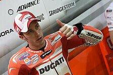 MotoGP - Ducati: Dovizioso top - Crutchlow flop