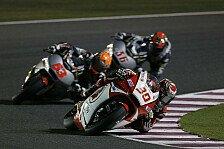 Moto2 - Rennleitung begründet Nakagamis Disqualifikation