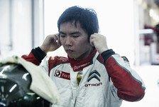 WTCC - Ma verlängert bei Citroen Racing