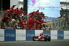 Formel 1 - Bilderserie: China GP - Statistiken zum Rennen