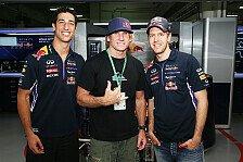 Formel 1 - Bilder: Malaysia GP - Promis in Sepang