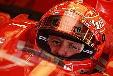 Formel 1 - Michael Schumacher ist nicht unbesiegbar
