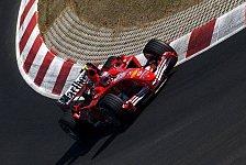 Formel 1 - Rubens Barrichello: Wir liegen hinter McLaren & Renault zurück