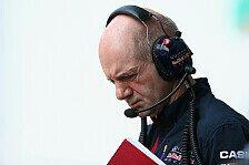 Formel 1 - Neuer Job: Jetzt spricht Newey