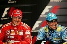 Formel 1 - Bilder: Spanien GP - Podium