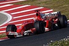 Formel 1 - Michael Schumacher freut sich auf das gute australische Pflaster