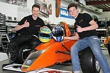 ADAC Formel Masters - Menzel Junior startet für Schiller Motorsport