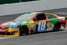 NASCAR - Regen-Pole für Kyle Busch