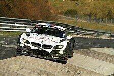 24 h Nürburgring - Voller Einsatz beim BMW Team Schubert