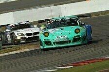 24 h Nürburgring - Schwerer Unfall: Überschlag des Falken-Porsche