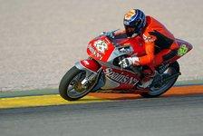 MotoGP - Valencia-Tests: Jorge Lorenzo überrascht