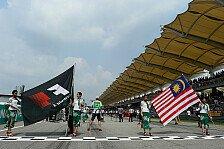 Formel 1 - Malaysia: Vertragsverhandlungen dauern an