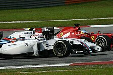 Formel 1 - Red Bull? Williams kämpft gegen Ferrari