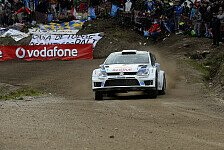 WRC - Portugal: Ogier gewinnt erste Prüfung