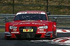 DTM - Miguel Molina fährt Bestzeit im Ungarn-Training