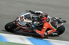 Superbike - Aprilia bringt Verbesserungen in Aragon