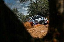 WRC - Sordo fährt in Argentinien statt Hänninen
