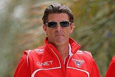 Formel 1 - Lowdon: Schreibt Marussia nicht ab!