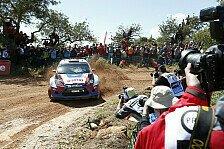WRC - Kubica in Portugal endgültig raus