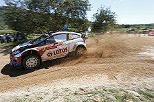 WRC - Kubicas neuer Plan: Überleben vor Speed
