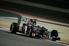 Formel 1 - Budgetgrenze: Wettbewerb ist nicht gesund