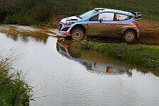 WRC - Sordo setzt Shakedown-Bestzeit in Argentinien
