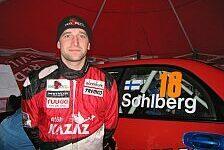 WRC - Sohlberg kehrt zurück