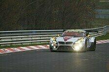 24 h Nürburgring - Qualirennen: Vierfachsieg für BMW