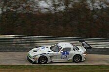 24 h Nürburgring - HTP Motorsport auf Pole