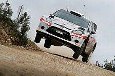 WRC - Solberg: Gut genug für die Top-3 der Welt