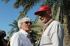 Formel 1 - Lauda: Sauber sollte eigene Unfähigkeit bekämpfen