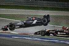 Formel 1 - Salo: Die Formel 1 braucht jemanden wie Maldonado