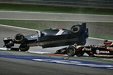 Formel 1 - Stephans Highlight 2014: Pastor Maldonado