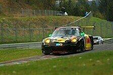 24 h Nürburgring - Haribo Racing mit Top-Besetzung